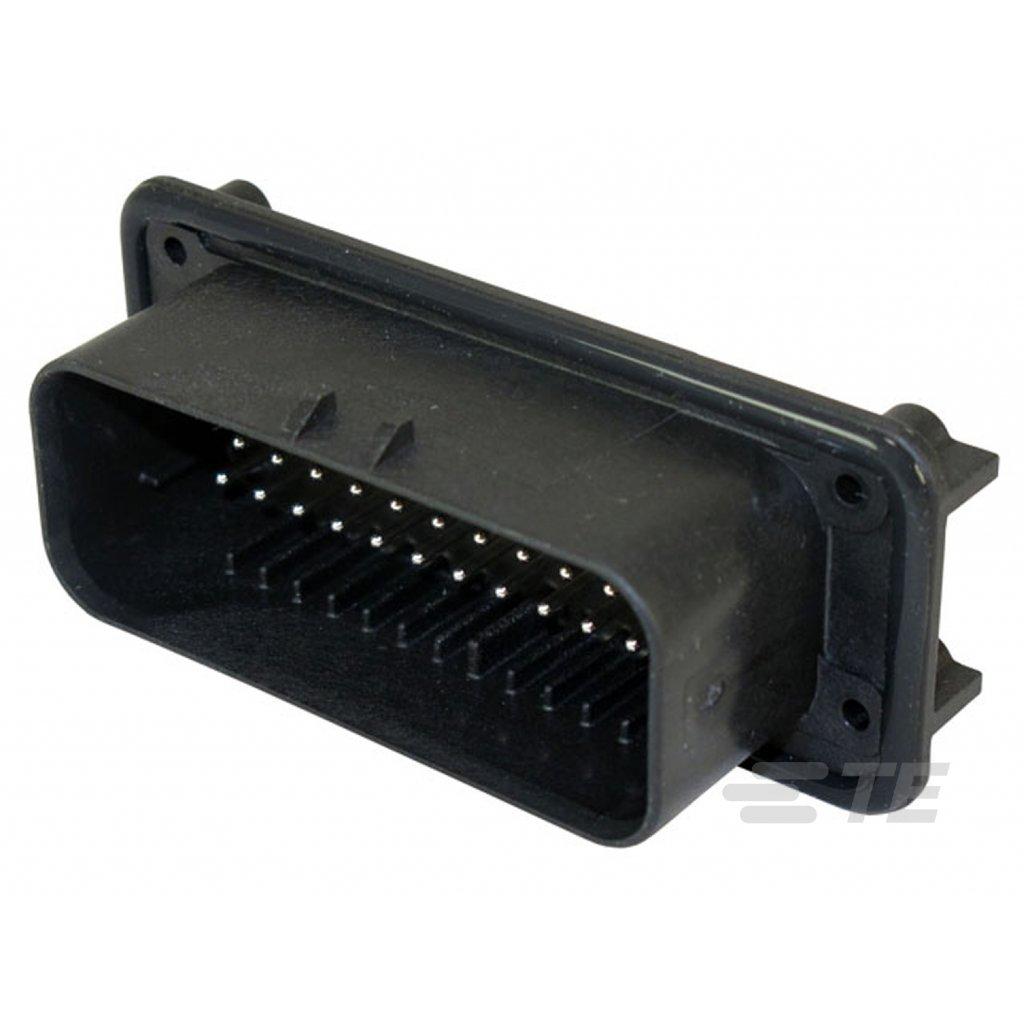 776163-1  Tělo konektoru řady AmpSeal pro tištěné spoje