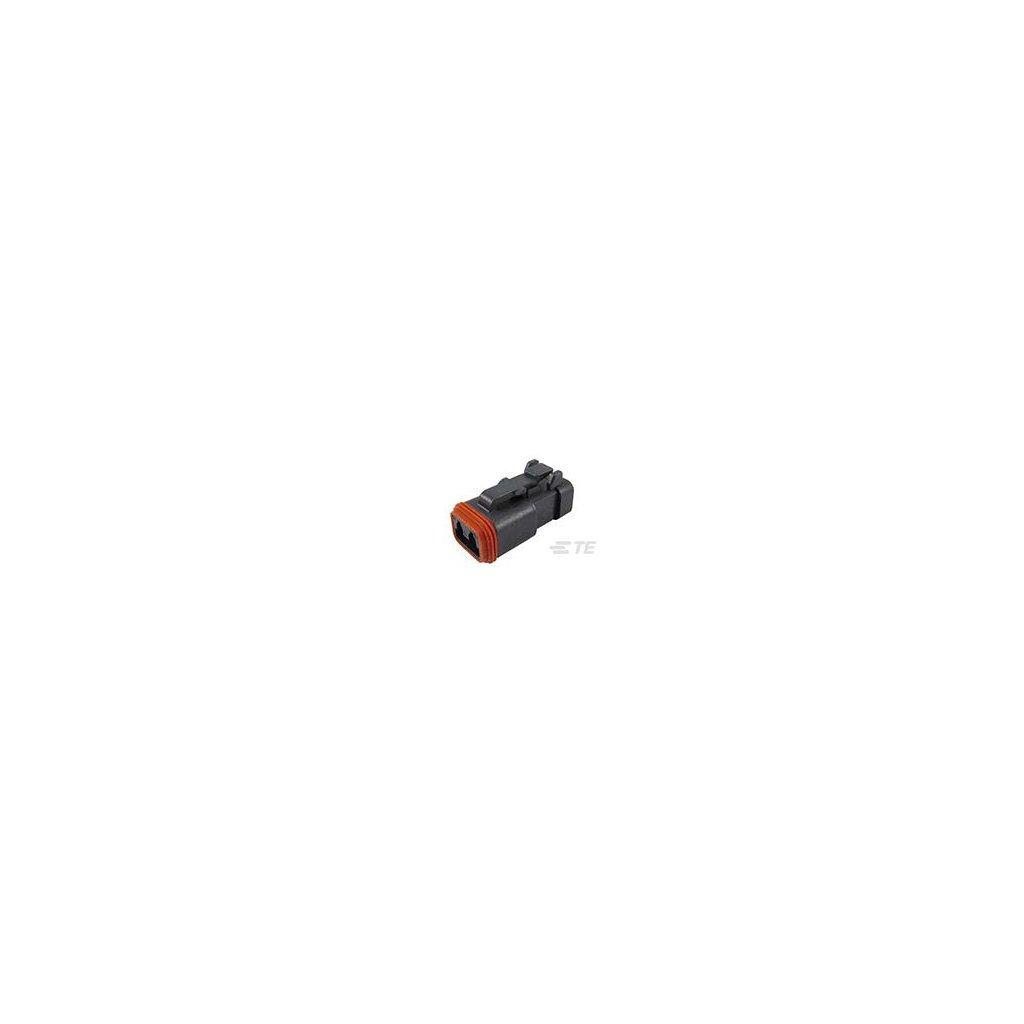 DT06-2S-EP06  Tělo vodotěsného konektoru řady DT