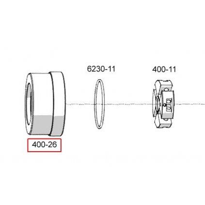 400-26  Pneumatické lisovací nástroje Pico - náhradní díly