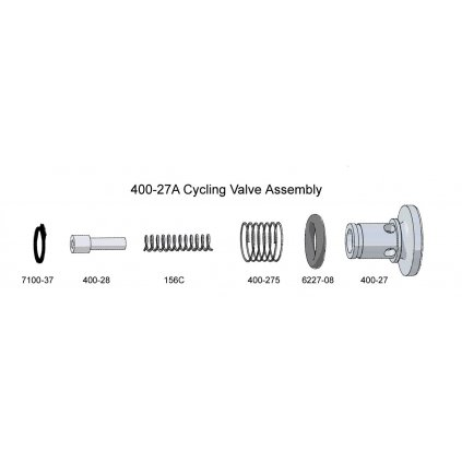 400 27A Cycling Valve Assembly