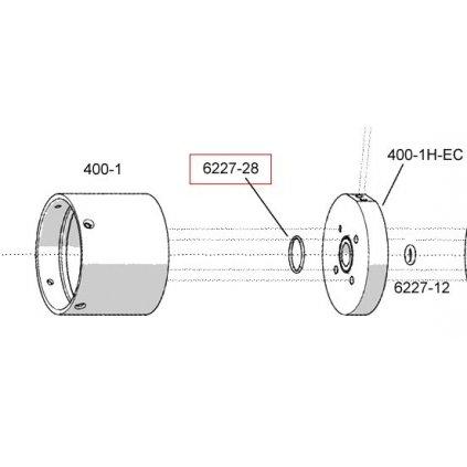 6227-28  Pneumatické lisovací nástroje Pico - náhradní díly