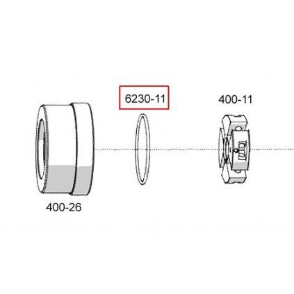 6230-11  Pneumatické lisovací nástroje - náhradní díly