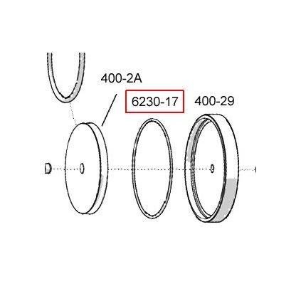 6230-17  Pneumatické lisovací nástroje - náhradní díly
