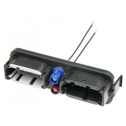 DTM13-12PA-12PB-R201  Krabičky a víčka s konektory pro profesionální elektronické jednotky
