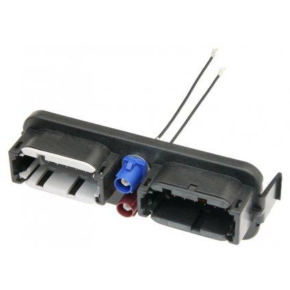 DTM13-12PA-12PB-R204  Krabičky a víčka s konektory pro profesionální elektronické jednotky