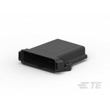 EEC325X4A  Krabičky a víčka s konektory pro profesionální elektronické jednotky