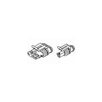 282080-2  Těsněný konektor řady AMP Superseal 1.5