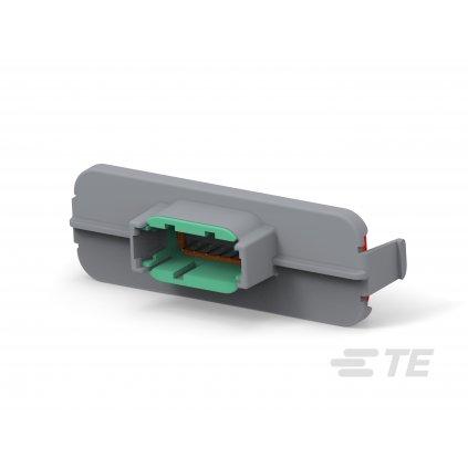 DTM13-12PC-R008  Krabičky a víčka s konektory pro profesionální elektronické jednotky
