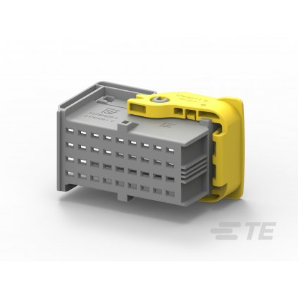 1-1718485-2  Tělo netěsněného konektoru řady MCP