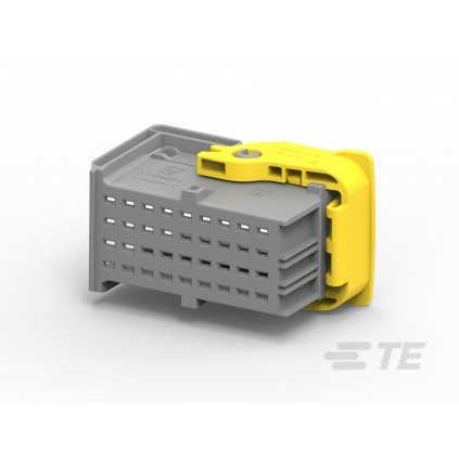 1-1718485-5  Tělo netěsněného konektoru řady MCP