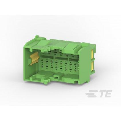 1-1718491-4  Tělo netěsněného konektoru řady MCP