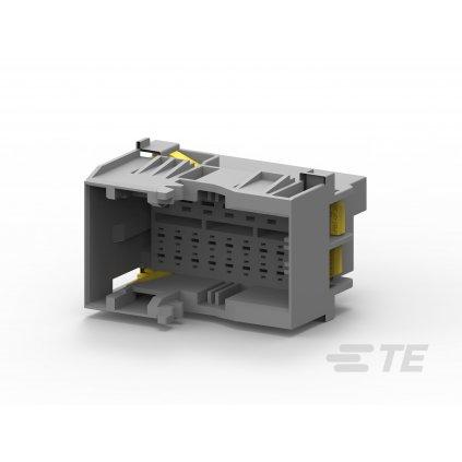 1-2112890-2  Tělo netěsněného konektoru řady MCP