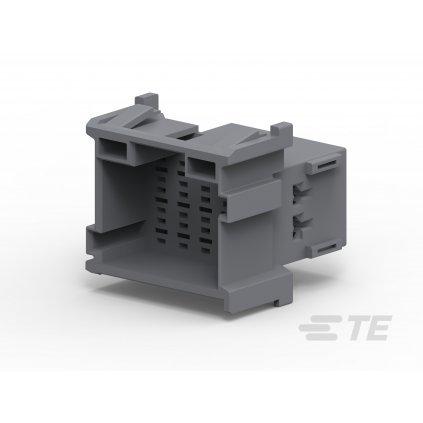 1-967628-6  Tělo netěsněného konektoru řady MCP