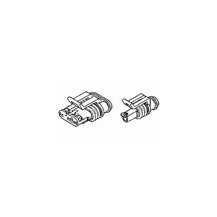 282079-2  Těsněný konektor řady AMP Superseal 1.5