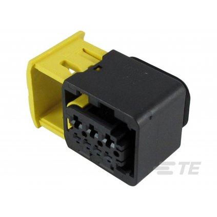 1-1418480-1  Tělo těsněného konektoru řady HDSCS