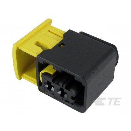 1-1418483-1  Tělo těsněného konektoru řady HDSCS
