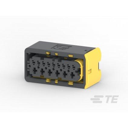 1-1563878-1  Tělo těsněného konektoru řady HDSCS
