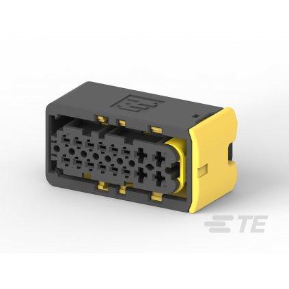 1-1564337-1  Tělo těsněného konektoru řady HDSCS