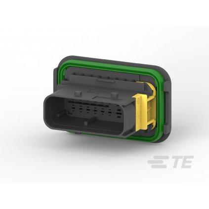 1-1564407-1  Tělo těsněného konektoru řady HDSCS