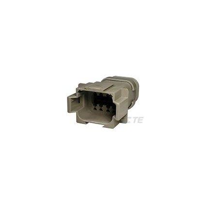 DT04-08PA-E008  Tělo vodotěsného konektoru řady DT