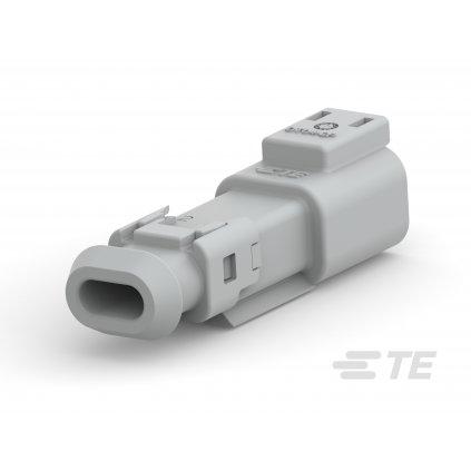 DT04-2P-TE81  Tělo vodotěsného konektoru řady DT