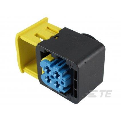 4-1418390-1  Tělo těsněného konektoru řady HDSCS