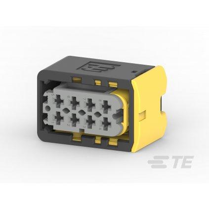 2-1670894-1  Tělo těsněného konektoru řady HDSCS