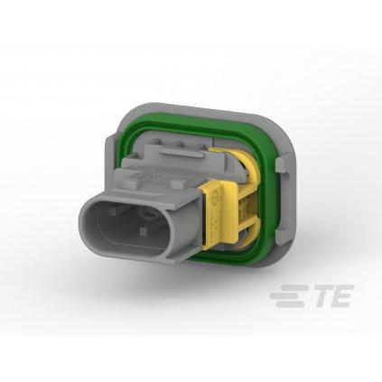 2-1703841-1  Tělo těsněného konektoru řady HDSCS