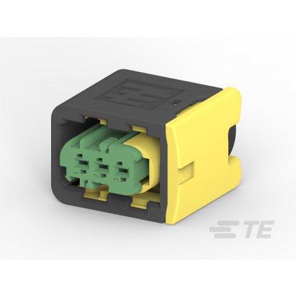 3-1418448-2  Tělo těsněného konektoru řady HDSCS