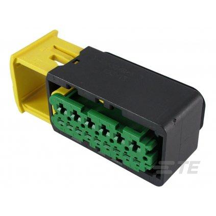 3-1563878-1  Tělo těsněného konektoru řady HDSCS