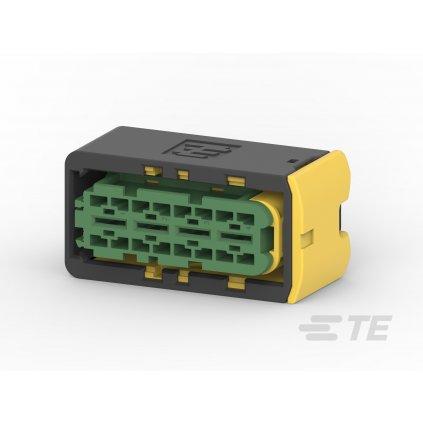3-1564330-1  Tělo těsněného konektoru řady HDSCS