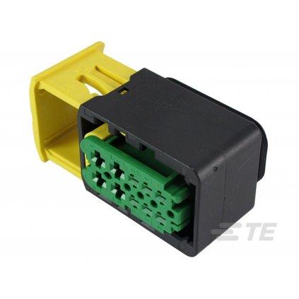 3-1564514-1  Tělo těsněného konektoru řady HDSCS