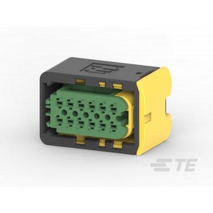 3-1703639-1  Tělo těsněného konektoru řady HDSCS