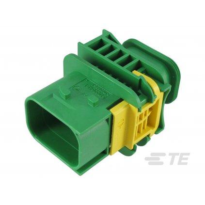 3-1703648-1  Tělo těsněného konektoru řady HDSCS