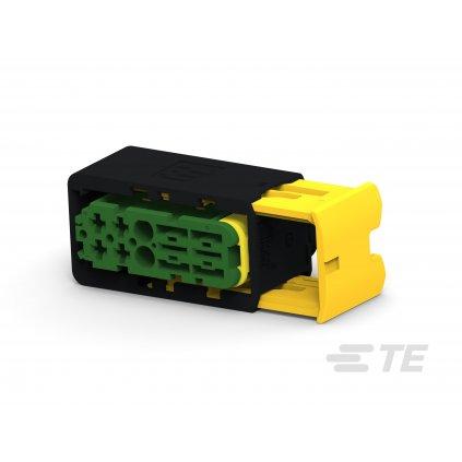 3-2299782-2  Tělo těsněného konektoru řady HDSCS