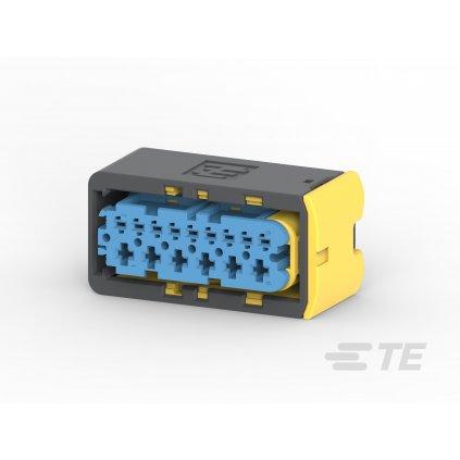 4-1563878-1  Tělo těsněného konektoru řady HDSCS