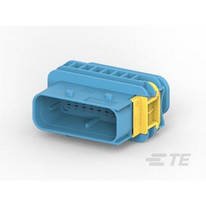 4-1564530-1  Tělo těsněného konektoru řady HDSCS