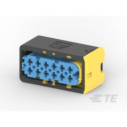 4-1670901-1  Tělo těsněného konektoru řady HDSCS