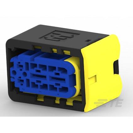 4-2208157-1  Tělo těsněného konektoru řady HDSCS
