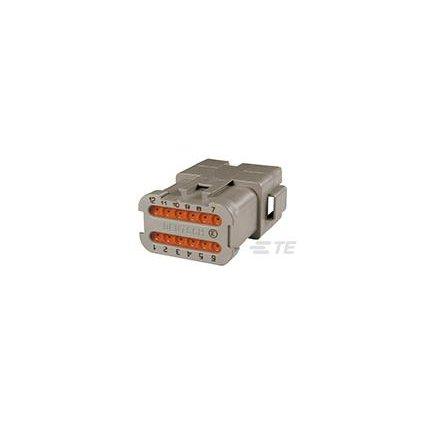 DT04-12PA-CE07  Tělo vodotěsného konektoru řady DT