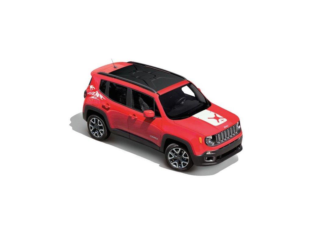 14123 jeep renegade samolepky snowbaord
