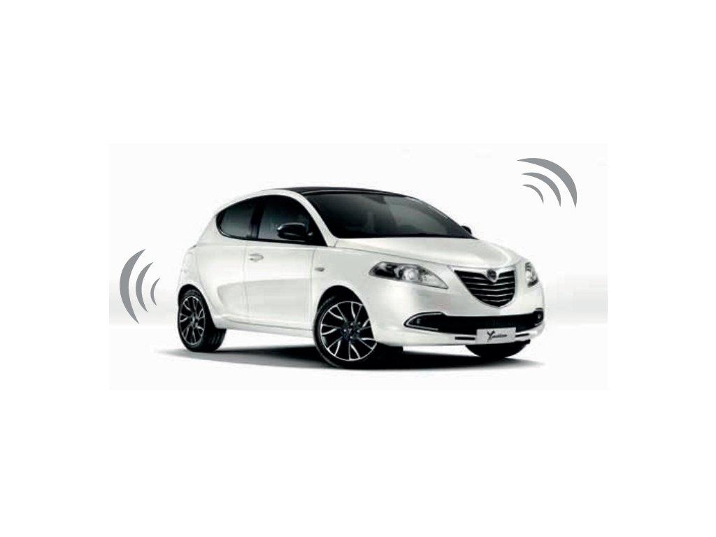 Lancia Ypsilon Auto alarm