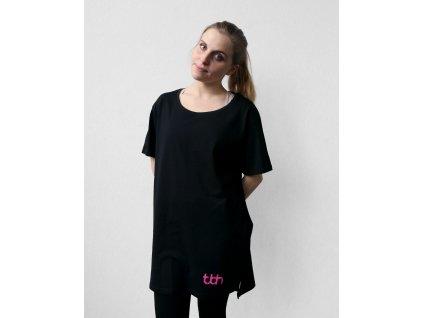TBH triko černé dlouhé