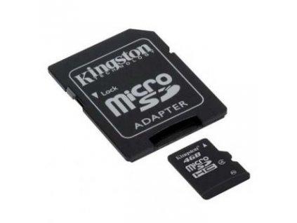 SDHC 4GB