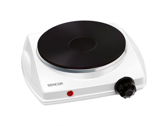 SCP 1500 elektrický vařič jednop. SENCOR