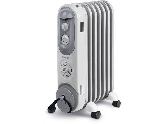SOH 4007BE olejový radiátor SENCOR