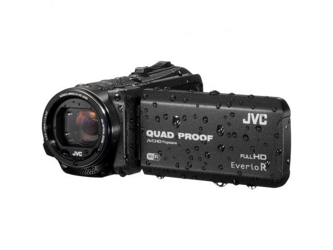 Vodotěsná kamera JVC GZ RX615B FULL HD WiFi