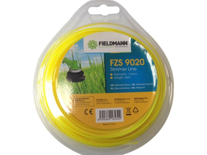 FZS 9020 Struna 60m*1.6mm FIELDMANN