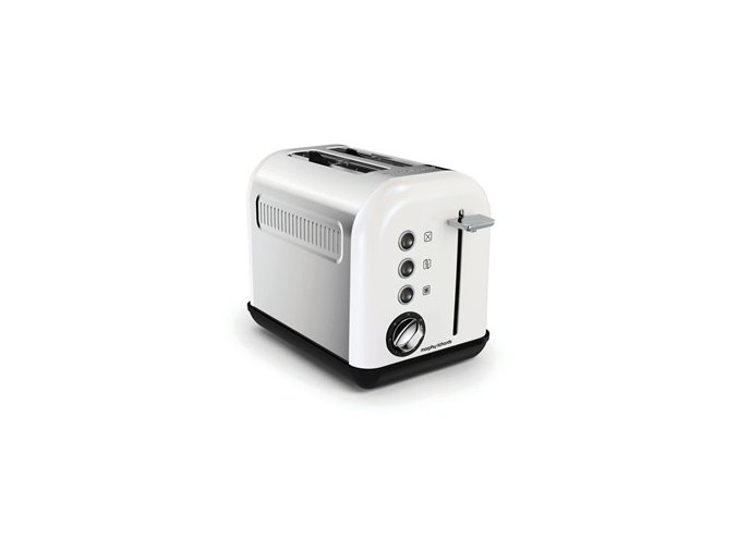 Topinkovač Morphy Richards Accents White 2S