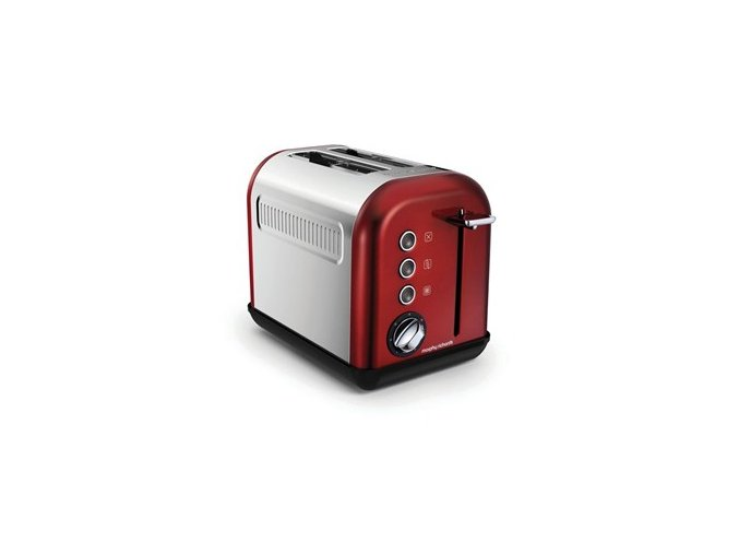 Topinkovač Morphy Richards Accents Red 2S